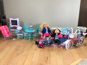 Journey Girls Dolls and Accessories For Sale
