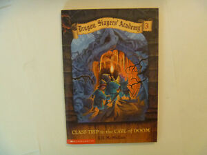 DRAGON SLAYERS' ACADEMY #3 - by K.H. McMillan