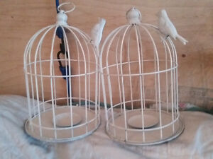 10 antique bird cages lot or individual prices