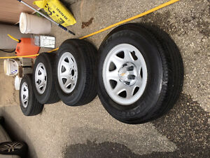 "P255/70R17"" Bridgestone Dueler H/T Take off's for Sale"