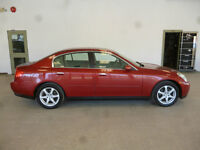 2003 INFINITI G35! 260HP! ONLY 180,000KMS! AUTO! ONLY $5,900!!!!