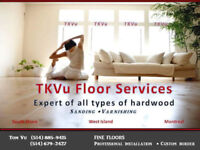TkVu Floors Services