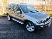 2004 BMW X5 3.0 d Sport SUV 5dr Diesel Automatic (250 g/km, 218 bhp)