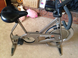 SCHWINN DX900 Stationary Exercise Bike Fitness Bicycle