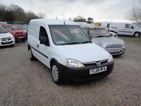 2008 Vauxhall Combo 1.3 CDTi 2000 Van. Only 89,000 miles. 2 owners. FSH. NO VAT