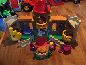Château Little People - Fisher price