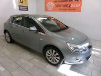 2011 Vauxhall/Opel Astra 1.6i 16v VVT ( 115ps ) auto SE