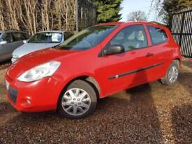 Renault Clio 1.2 16v 75bhp Extreme, Air/Con, PAS, Runs & Drives Lovely Etc