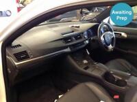 2013 LEXUS CT 200h 1.8 F Sport 5dr CVT Auto Hybrid