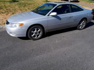 Toyota Solara SE V6 1999