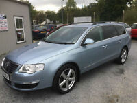 2008 Volkswagen Passat 2.0TDI CR ( 140PS ) 2008MY Highline