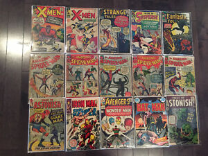 Silver Age Key Issue Comics for Sell Edmonton Edmonton Area image 5