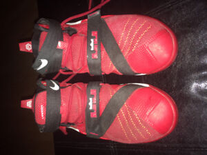 Youth size 5-1/2 Lebrons