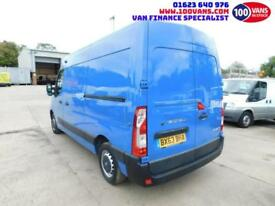 VAUXHALL MOVANO 2.3CDTI 16v 100PS L2H2 M/ROOF MWB 3300 AIR/CON FULL RACKING
