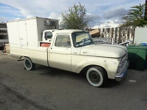great 1965 ford f100project