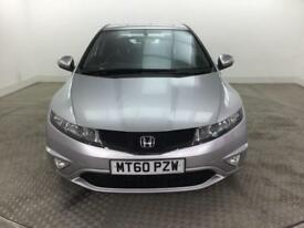 2010 Honda Civic I-CTDI SI Diesel silver Manual