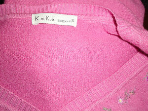 Ladies Size L/G Knit Cardigan With Stitch Detail Kingston Kingston Area image 4