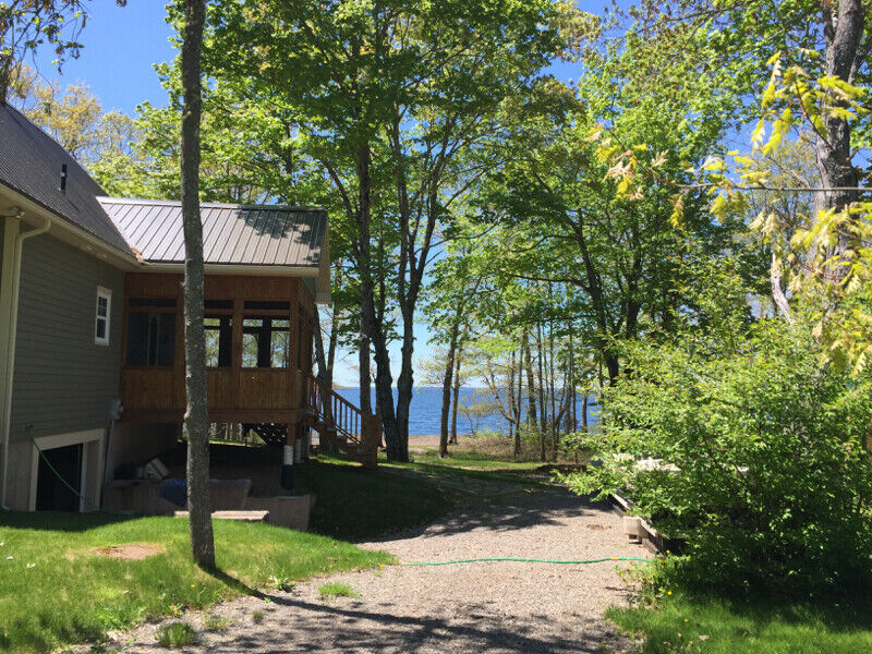 Cottage Cumberland Bay Grand Lake Nb Houses For Sale