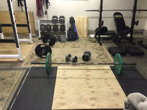 Looking for Warehouse Space for Strength Gym