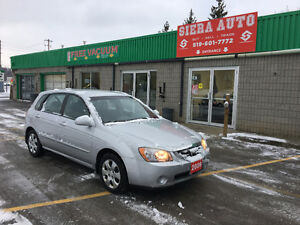 2006 Kia Other EX Hatchback**Auto**only 122968****certified London Ontario image 6