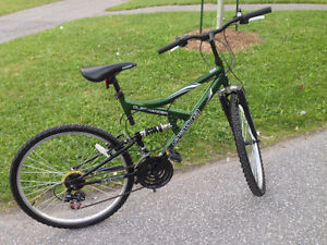 Excellent Condition Nakamura Cliffhanger Bike