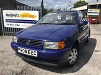 1997 Volkswagen Polo 1.0 L 3dr