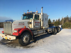 2000 Western Star Heavy Spec