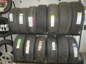 4 P215/55R17 NEW ALL SEASON TIRES ALL 4 TAX IN $308.20