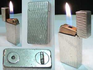 """Briquet Ancien MYON King Flame French Vintage Lighter Feuerzeug accendino - France - État : Occasion : Objet ayant été utilisé. Consulter la description du vendeur pour avoir plus de détails sur les éventuelles imperfections. Commentaires du vendeur : """"Trs bon état et fonctionné"""" - France"""