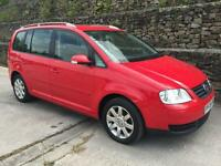 Volkswagen Touran 2.0TDI ( 7st ) 2006MY SE