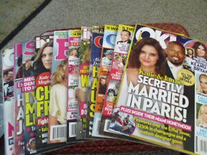 magazines 2019 and 2018
