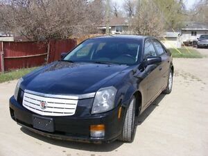 2007 Cadillac CTS 2.8 L Sedan - It's an asking price (Not RETAIL