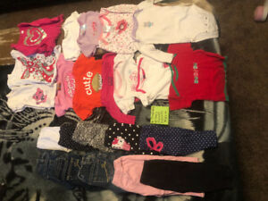 6-9 month baby clothes Girl