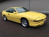 1997 BMW 8 SERIES 4.4 840CI SPORT 2D AUTO 286 BHP M SPORT