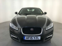 2015 JAGUAR XF R-SPORT DIESEL AUTOMATIC 1 OWNER JAGUAR SERVICE HISTORY FINANCE