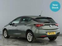 2019 Vauxhall Astra 1.4T 16V 125 Tech Line Nav 5dr HATCHBACK Petrol Manual