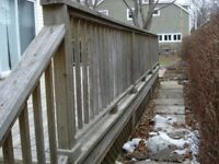 PROFESSIONAL DECK WASHING , PROFESSIONAL RESULTS.