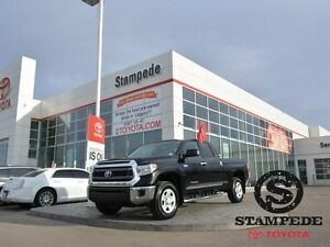 2014 Toyota Tundra 4WD DOUBLE CAB 5.7L SR5   - Certified - Low M