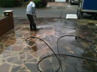 Special offer Pressure washing service