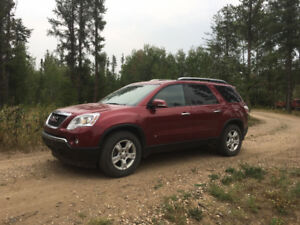 *Price Reduced* 2009 GMC Acadia SLE SUV, Crossover