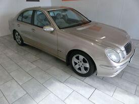 2004 Mercedes-Benz E270 2.7 CDI Automatic Avantgarde