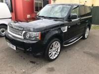 2010 10 Land Rover Range Rover Sport 3.0TD V6 auto HSE FACE LIFT