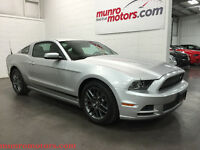2013 Ford Mustang V6 Premium Coupe Club of America Loaded!