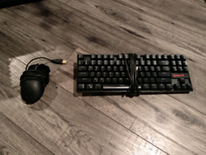 Keyboard and Mouse (Gaming)