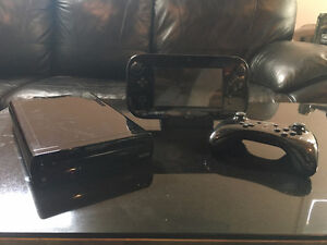 Black Wii U 32GB bundle + Pro Controller