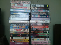 VHS Collection Horror and Cult
