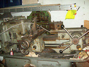 Turret lathes,  High Speed Hack Saw, Horz Mill 40 Taper, double