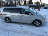 2006 Honda Odyssey Touring Fully Loaded Minor Hail Major Saving