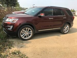 2016 Ford Explorer Limited SUV, LEASE TAKEOVER