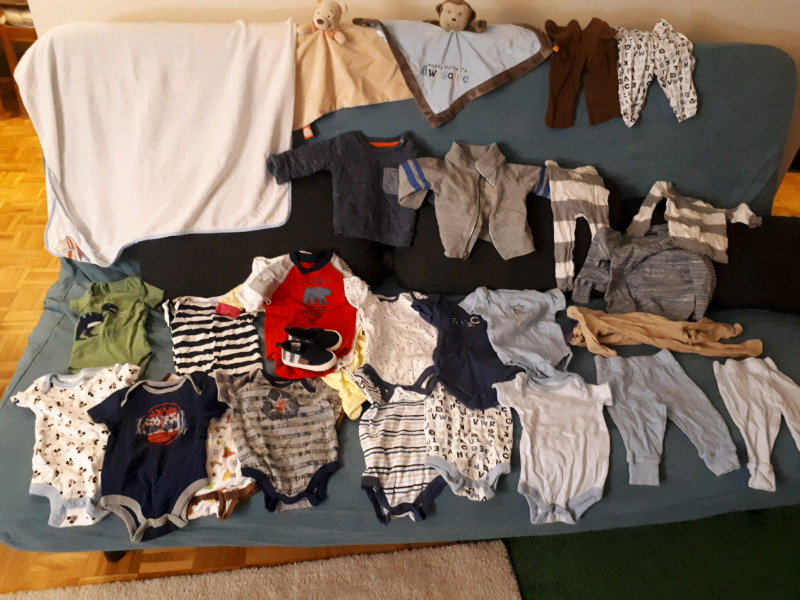 Brand new Baby boy clothes (0-24 months) for sale ...